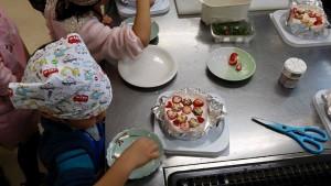 お菓子作り6